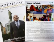 AIDIMO en la Revista «Actualidad de las empresas Aragonesas»